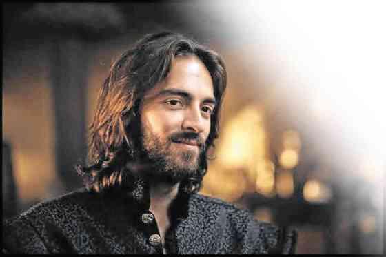 """Andreas Muñoz, protagonista de la película """"Ignacio de Loyola"""""""