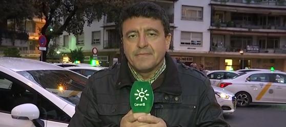 Detenido presunto atracador de tres taxistas en Sevilla