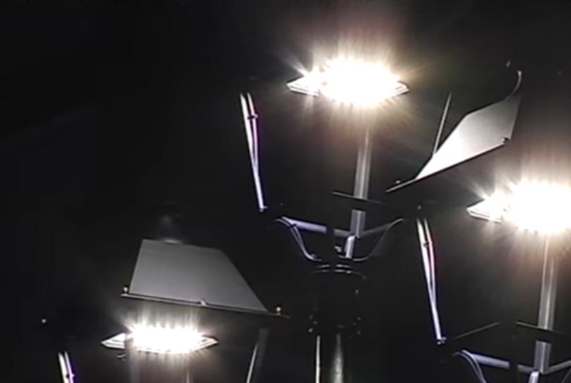 Iluminacion eficiente en Cantillana