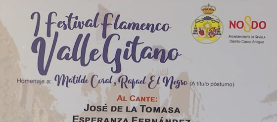 Primer Festival Valle Gitano